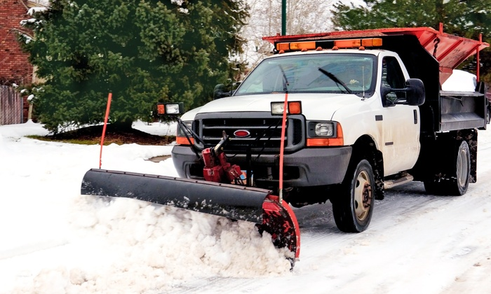 LocalHands - Chatard - Forest Hills: $99 for Up to Eight Inches of Snow-Removal Services from LocalHands ($199 Value)