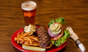 Steaks And Seafood At Timbers Steakhouse And Seafood (up To 48% Off)
