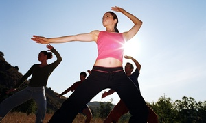 Beyond Kung Fu: 5 or 10 Tai Chi Classes at Beyond Kung Fu (61% Off)