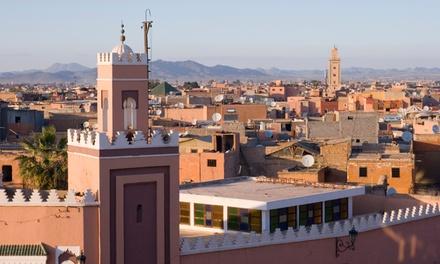 ✈Tour por Marruecos: 7 noches en riad y kasbah con vuelo de ida y vuelta desde Madrid, visitas y traslados para 1