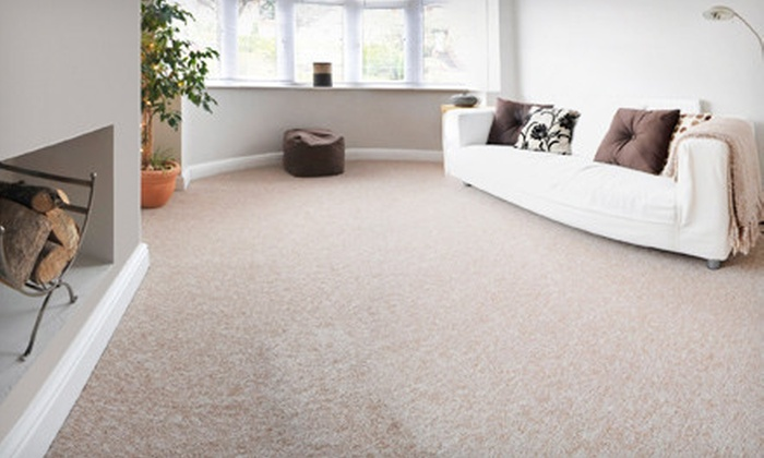 Rouse Inc. Restoration - Baltimore: Carpet Cleaning for Two or Four Rooms or Upholstery Cleaning for Furniture from Rouse Inc. Restoration (Up to 58% Off)