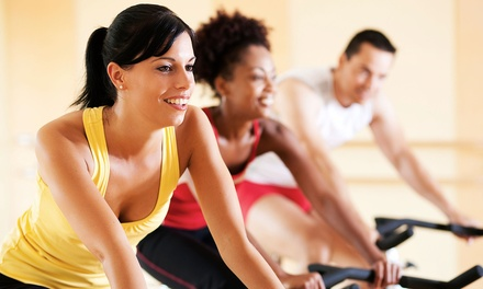 10 or 20 Fitness Classes with Open Gym Privileges at Fitness West (Up to 76% Off)