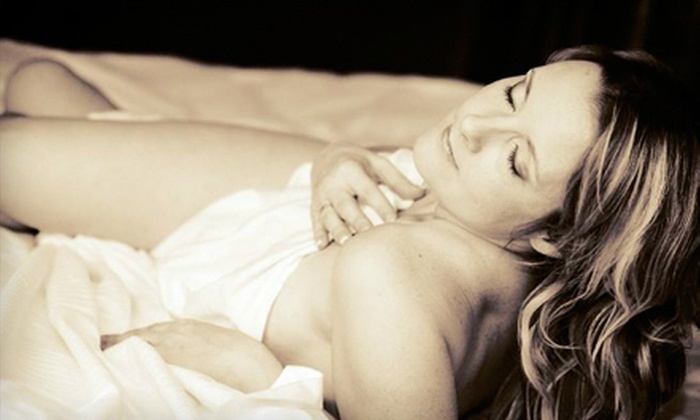 """TAIT Photography - Baltimore: $79 for a Boudoir Photo Shoot with Two Retouched 4""""x6"""" Prints at TAIT Photography ($220 Total Value)"""