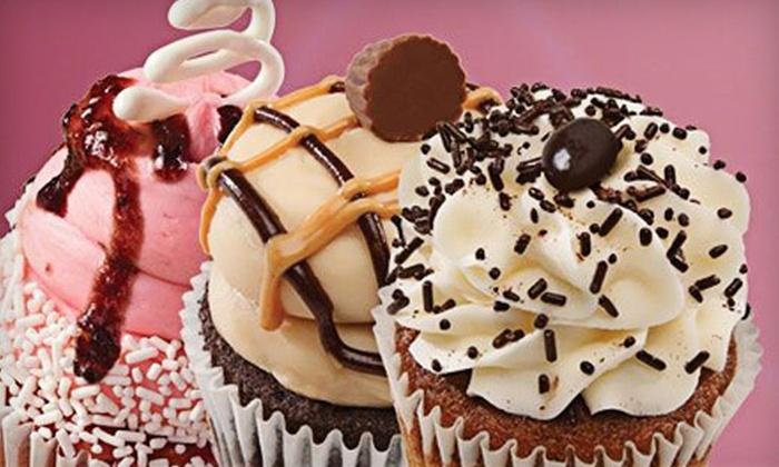 Gigi's Cupcakes - Louisville: 6 or 12 Gourmet Cupcakes at Gigi's Cupcakes (Up to Half Off)