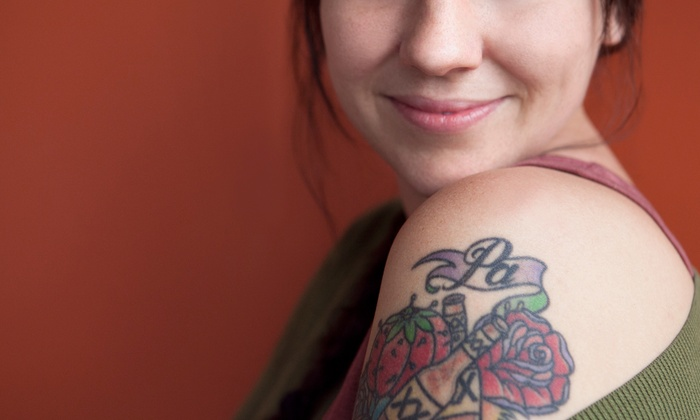 Sunset Design Company - South City Farms: $50 for $150 Towards Custom Tattoos at Sunset Design Company