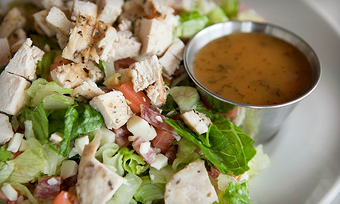 The Cambridge Inn - Spotswood: New American Food for Dinner at The Cambridge Inn (Up to 51% Off). Two Options Available.