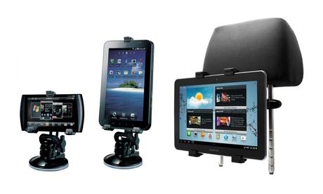 Soporte de tablet para coche