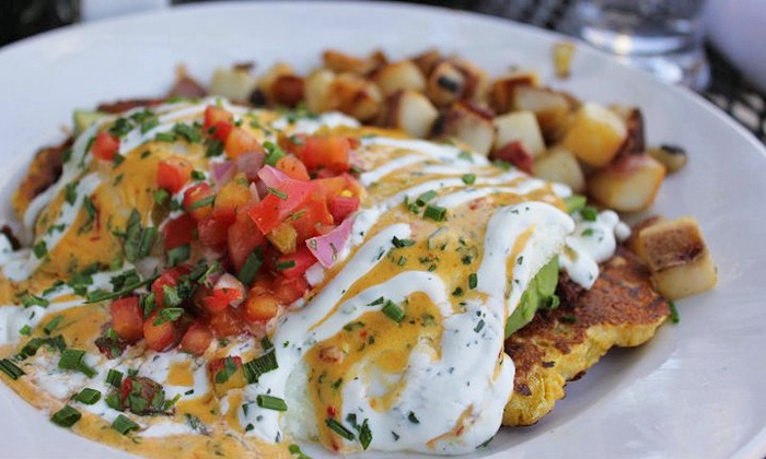 Highland Morning - Tyler Park: $8 for $16 Worth of Casual Breakfast and Lunch Food at Highland Morning