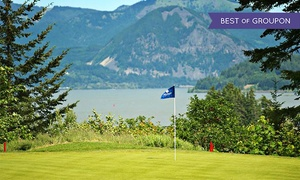 Skamania Lodge: 18-Hole Round of Golf for Two or Four Including Shared Cart at Skamania Lodge (Up to 53% Off)