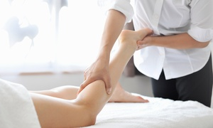 Hilltop Massage Therapy: Reflexology Packages at Hilltop Massage Therapy (Up to 69% Off). Four Options Available.