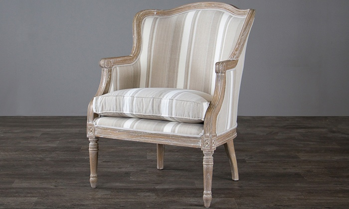 French Cottage Style Chair Groupon Goods