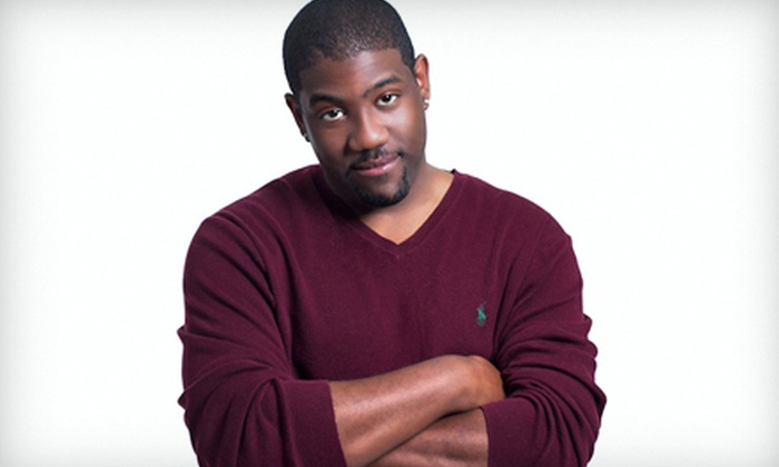 "Clint Coley: ""Chill, It's Just Jokes!"" - Melrose: Clint Coley's ""Chill, It's Just Jokes!"" Comedy Series for One or Two at Hollywood Improv on February 21 (Up to 57% Off)"
