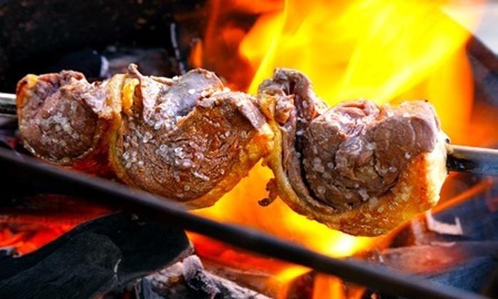 Churrascaria Cruzeiro do Sul - Rio de Janeiro: Churrascaria Cruzeiro do Sul – Botafogo: rodízio de carnes com sobremesa para 1 ou 2 pessoas, a partir de R$ 36,90
