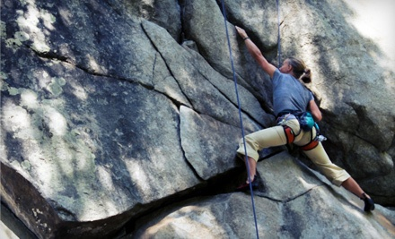 4-Hour Beginners' Rock-Climbing Excursion for 1 Person (an $89 value) - Treks and Tracks in Paicines