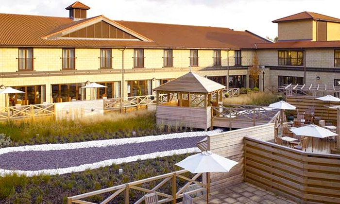 The Hampshire Court Hotel Spa Day