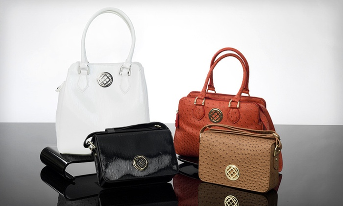 London Fog Kelly Handbags: London Fog Kelly Handbags (Up to 67% Off). 10 Options Available. Free Shipping and Free Returns.