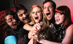 Mix Karaoke Bar: One-Hour Karaoke Session with Bubbly for 10 or 15 at Mix Karaoke Bar (87% Off)