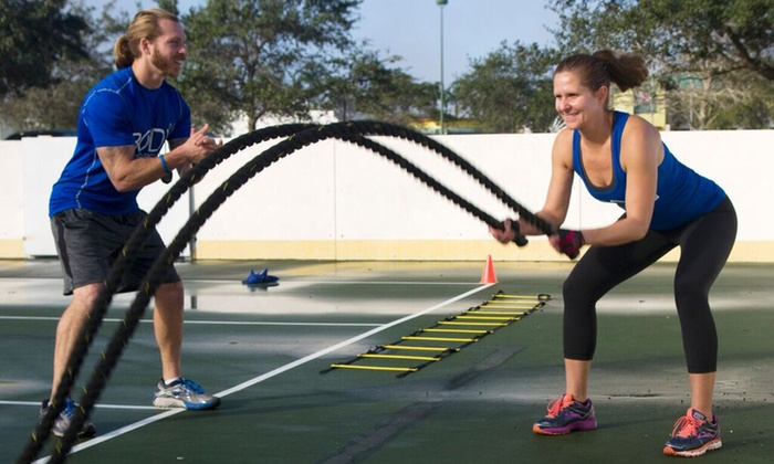 Body Therapeutix - Pembroke Falls: $49 for One Month Unlimited Bootcamp Membership with Nutritional Analysis at Body Therapeutix ($109 Value)