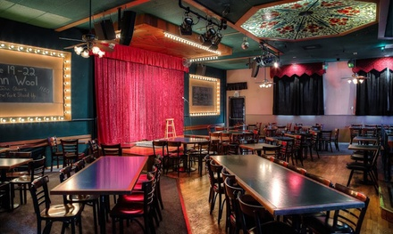 Standup Comedy at Rooster T. Feathers Comedy Club (Up to 72% Off)