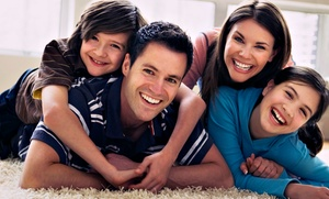 Colonialtown Dental: Dental Exam with X-rays and Cleaning or Teeth Whitening from Colonialtown Dental (Up to 89% Off)