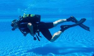Marepolis: Bautismo de buceo para una o dos personas desde 14,95 € en Las Rozas
