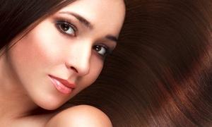 Ashtin Salon: One, Two, or ThreeBrazilian Blowout Professional Split-End Repairsat Ashtin Salon (Up to 59% Off)