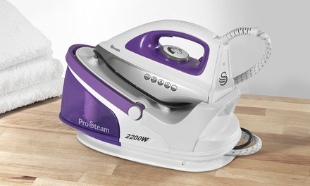 Swan SI11010N 2200W Steam Generator Iron for £35.99 With Free Delivery