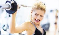 Monats-Mitgliedschaft im Fitness-Studio inkl. Kurse, Sauna und Dampfbad bei Platinium Body (bis zu 68% sparen*)
