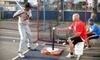 US Baseball Academy - Arden - Arcade: $65 for Four 90-Minute Baseball-Training Sessions at U.S. Baseball Academy ($139 Value)