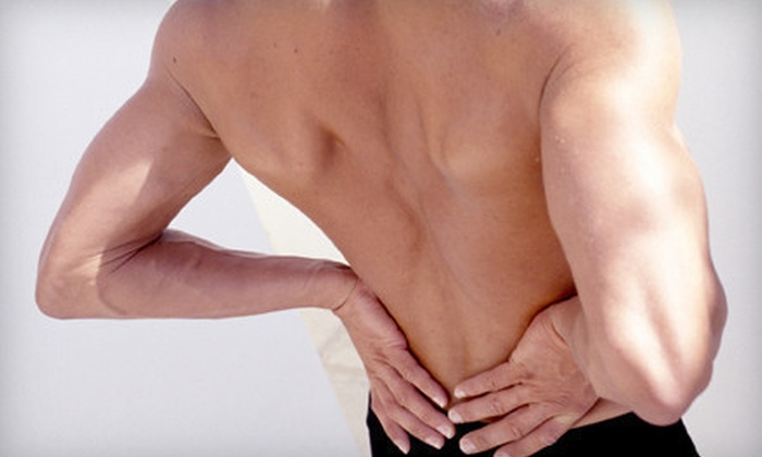 Full Circle Wellness - Clive: $45 for a Four-Visit Chiropractic Package at Full Circle Wellness ($491.85 Value)