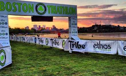 Individual or Relay Team Entry to the Boston Triathlon with Unlimited Free Beer (Up to 45% Off)