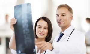 Neck & Back Pain Institute: Massage, Exam, and Spinal Adjustment at Neck and Back Pain Institute (75% Off)