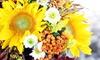 Beltway Blossom Shop - Greenbelt: Floral Arrangements from Beltway Blossom Shop (50% Off). Two Options Available.