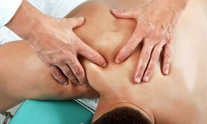 Miranda Family Chiropractic: $39.99 for 60-Minute Chiropractic Massage, Pain Consultation, and Adjustment at Miranda Family Chiropractic ($225 Value)
