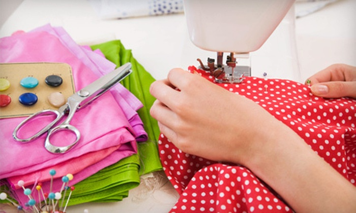 The Sewing Studio - Atlanta: One, Four, or Six Beginner Sewing Classes at The Sewing Studio (Up to 60% Off)