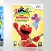 Sesame Street Games for Wii
