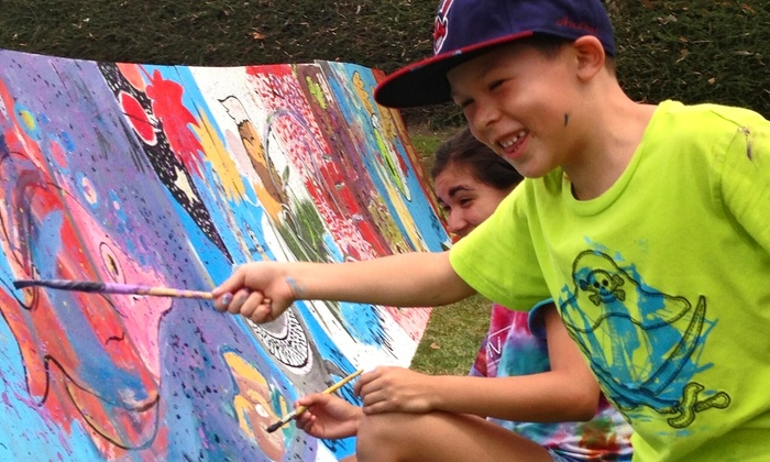 Artime Studio - Multiple Locations: $99 for a Weeklong Kids' Summer Art Camp at Artime Studio ($150 Value)