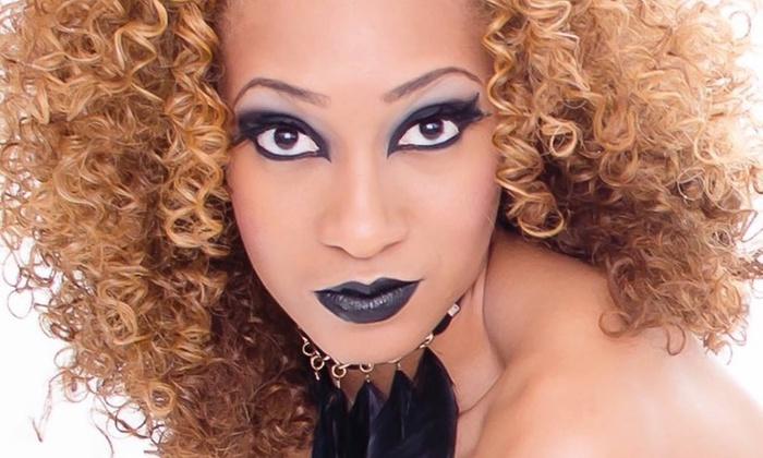 Marcia Antoinette Salon - Silver Park: $16 for $40 Groupon — Marcia Antoinette Salon