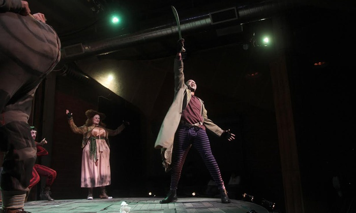 """""""Henry V"""" - Classical Theatre Company: Classical Theatre Company Presents """"Henry V"""" (Oct. 14—Nov. 1). Preview, Opening Night, and Post-Show Options Available."""