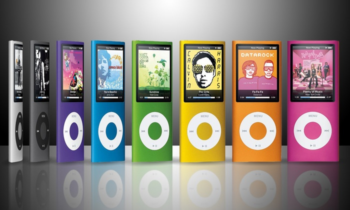 Apple iPod Nano 4th Generation: 8GB or 16GB iPod Nano 4th Generation (Refurbished) (Up to 75% Off). Multiple Colors Available. Free Shipping & Returns.