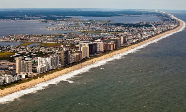 TripAlertz wants you to check out 2-Night Stay for Up to Six in a One-, Two-, or Three-Bedroom Condo at Windjammer Condominiums in Ocean City, MD 2-Night Stay at Beachfront Condos in Ocean City - Beachfront Ocean City Condos
