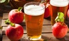 The Core Pour - The Core Pour: Up to 50% Off Hard Cider Festival at The Core Pour