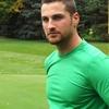 Under Armour Crew-Neck Long Sleeve Green T-Shirt