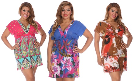 White Mark Plus Size Sundresses. Multiple Colors and Designs Available. Free Returns.