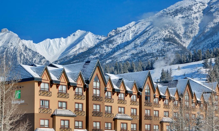 Holiday Inn Canmore - Canmore: 2-Night Stay at the Holiday Inn Canmore in Canmore, AB