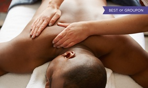 Blue Water Spa: 60-Minute Deep-Tissue Massage at Blue Water Spa (Up to 35% Off)