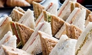 Confiteria Montserrat: Desde $158 por 1, 2 o 4 docenas de sándwiches de miga triples en Confiteria Montserrat