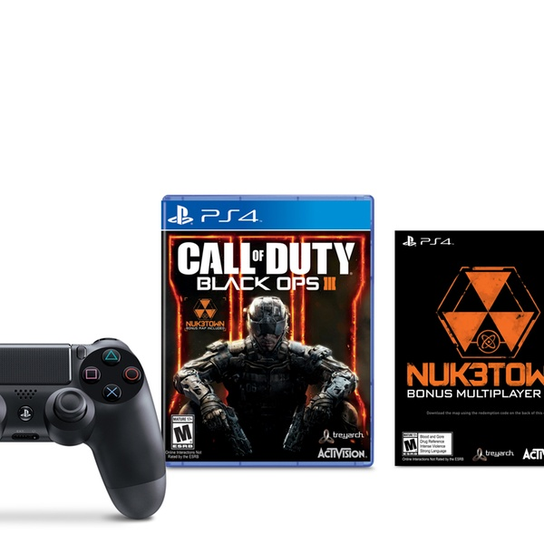 Playstation 4 500gb Console With Call Of Duty Black Ops Iii Groupon