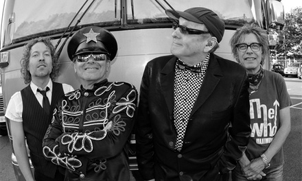 Cheap Trick on December 20 at 7 p.m.