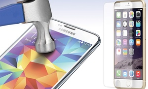 Shatterguardz Tempered Glass Screen Protectors For Iphone And Galaxy Models From $6.99–$9.99